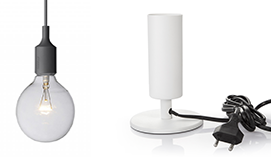 Armaturen voor LED Lampen