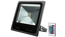 LED Verstralers RGB