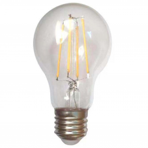 LED FILAMENT E27 CLEAR DIMBAAR 6.5W