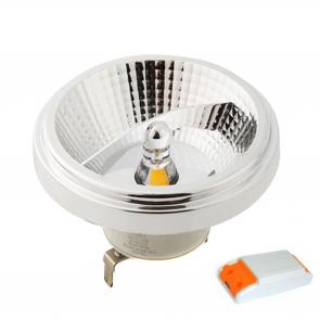 LED AR111 G53 SPOT 45° DIMBAAR 12W