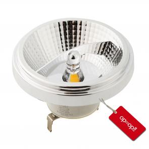 LED AR111 G53 SPOT 45° DIMBAAR 10W