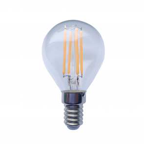 LED FILAMENT E14 CLEAR 1.6W