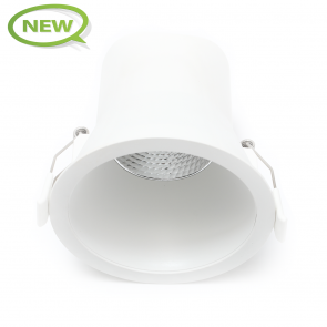 LED DOWNLIGHT MIRACLE 9W WIT