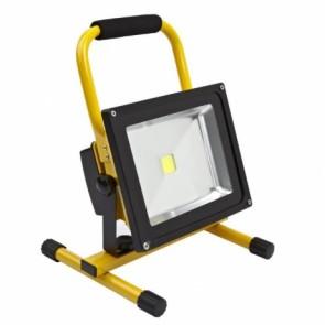 LED FLOODLIGHT ACCU 30W