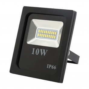 LED FLOODLIGHT 120°  IP66 10W