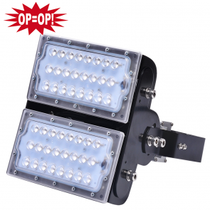 LED FLOODLIGHT PROF IP65 100W 130LM/W
