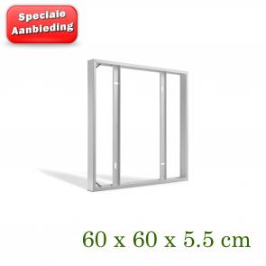 OPBOUWFRAME T.B.V. 60X60CM PANEEL (B-KEUS)