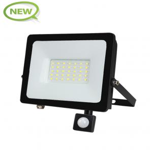 LED BREEDSTRALER MET SENSOR 120° IP65 20W KLASSE 2