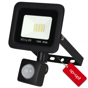 Floodlight met sensor 10W