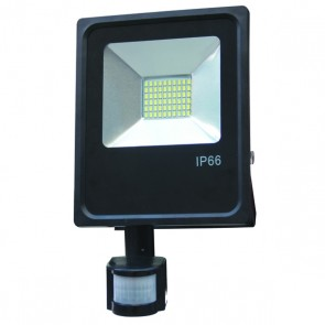 Floodlight met sensor 30W
