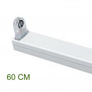 IP22 ARMATUUR VOOR 1X LED TL-BUIS 60CM