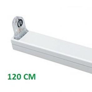 IP22 ARMATUUR VOOR 1X LED TL-BUIS 120CM