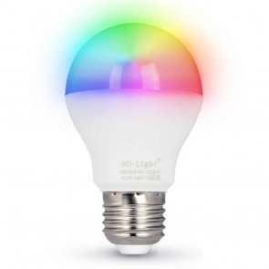 LED LAMP E27 6W RGB+CCT