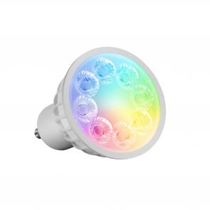 GU10 MR16 LED SPOT RGB+CCT 4W