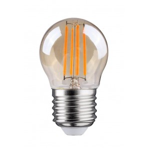 LED FILAMENT PEER DIM AMBER GLAS E27 2.8W