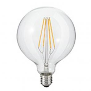 LED FILAMENT E27 GLOBE-L DIMBAAR 4W
