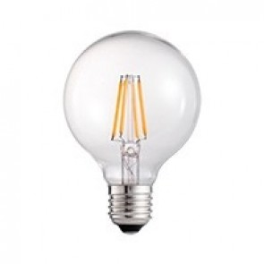 LED FILAMENT E27 GLOBE-S DIMBAAR 4W