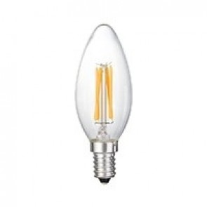 LED FILAMENT E14 KAARS CLEAR 3.5W
