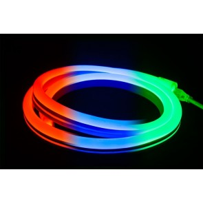 IP68-24V 5 METER NEON 12MM RGB