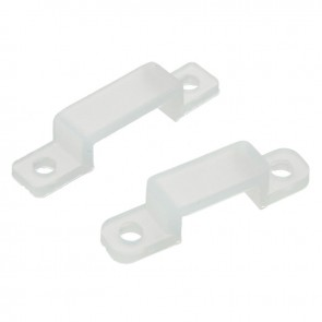 Neon clip van soft pvc per 50 stuks