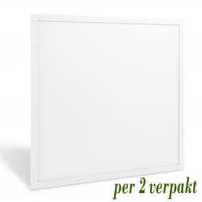 LED PANEEL ECO 60X60CM 40W (per 2 verpakt)