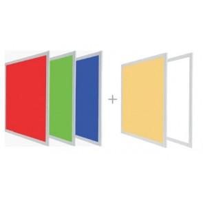 LED PANEEL RGB+W 60x60CM