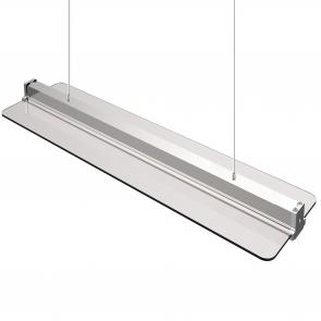 Transparant Led Paneel 30x120 40W CCT Kleurwissel