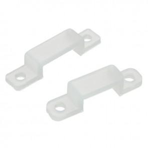 Silicon clip van soft pvc per 50 stuks
