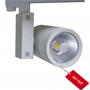 LED 3-FASE RAILARMATUUR 20W