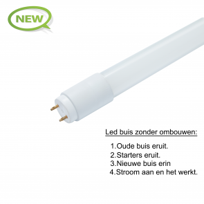 LED TL-BUIS GLAS 150CM 23W